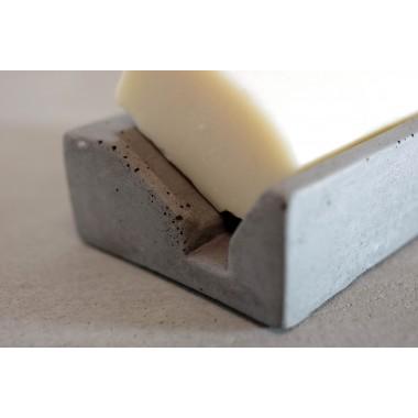 rohes wohnen Seifenschale aus Beton