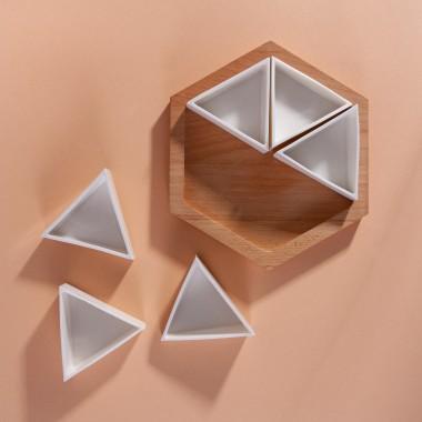 Supertaster - Schalensystem für Tapas | Lena Beigel design