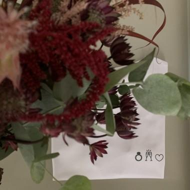 Charles / Shirt Ring, Sekt, Herz / 100% Biobaumwolle / Fair Wear zertifiziert
