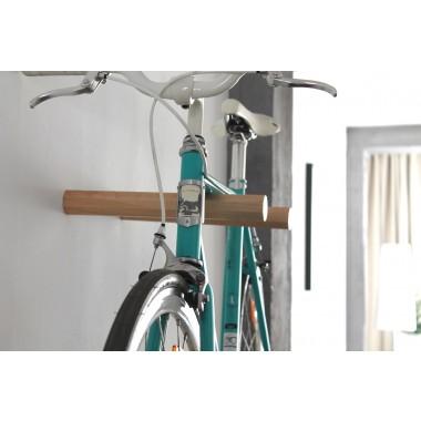 HENRY | Fahrrad Wandhalterung aus Holz | Fahrradwandhalter