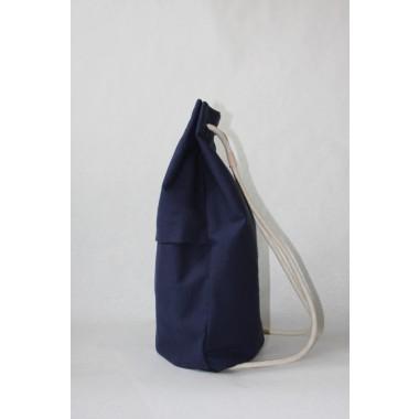 Drawstring Rucksack FANT/blue