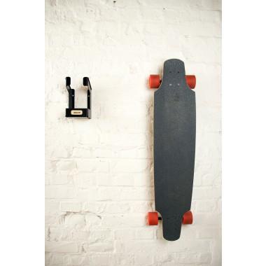 stückwerk parker (Wandhalterung für Longboard oder Skateboard)