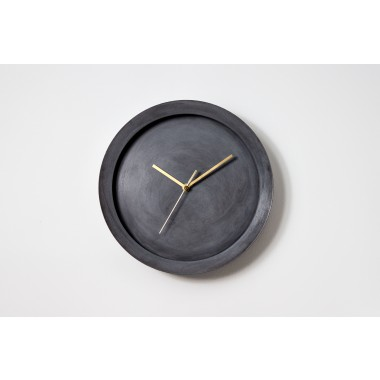 Beton Wanduhr Ovisproducts No. 04 - moderne Uhr / Betonuhr