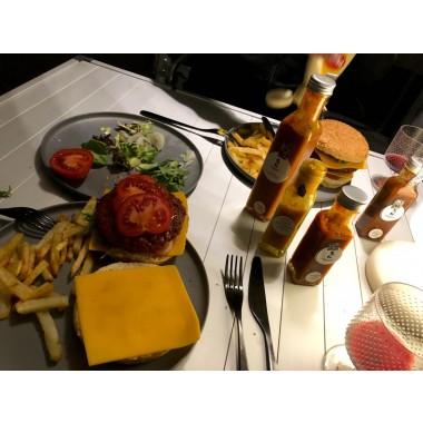 Gabys Grüner Garten  köstlicher Ketchup 250ml