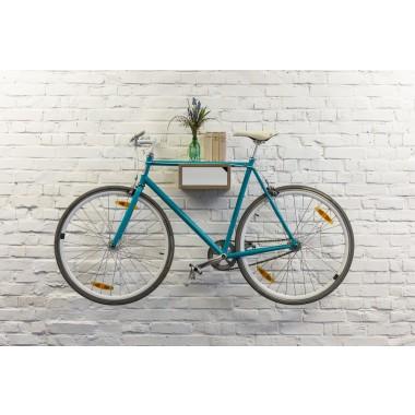 JAKOB | Fahrrad Wandhalterung aus Holz | Fahrradwandhalter