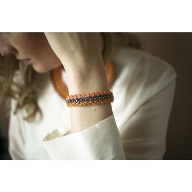 Gudbling // Boho Armband