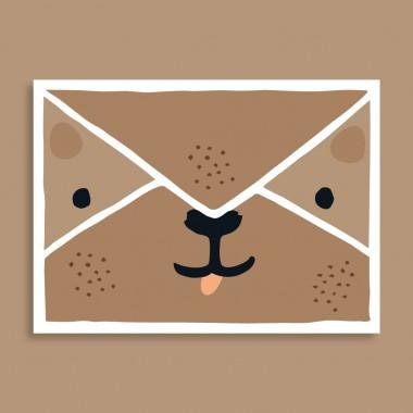 Family Tree Shop / Postkarten-Set / Brieffreunde