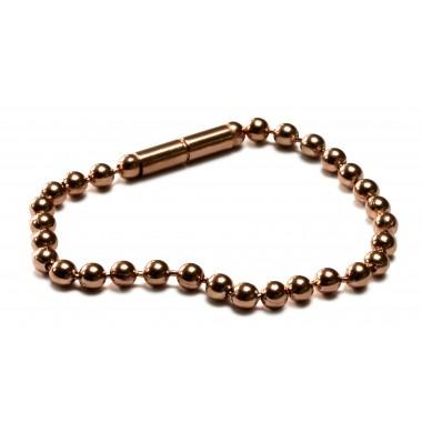 Comtesse de la Haye Kugelketten Armband Gold oder Rotgold