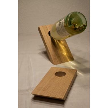 JL-Holz Design Weinständer aus Eiche