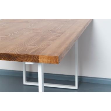 upcycling esstisch mit 2 ansteckplatten eijsden wit. Black Bedroom Furniture Sets. Home Design Ideas