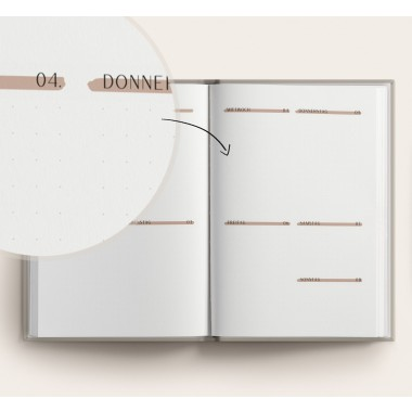 Kruth Design Taschenkalender 2021 Face Line
