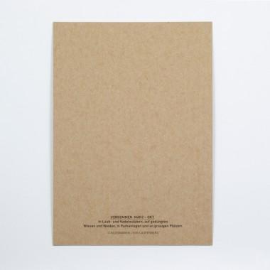 KLEINWAREN / VON LAUFENBERG Schaf-Champignon Postkarte