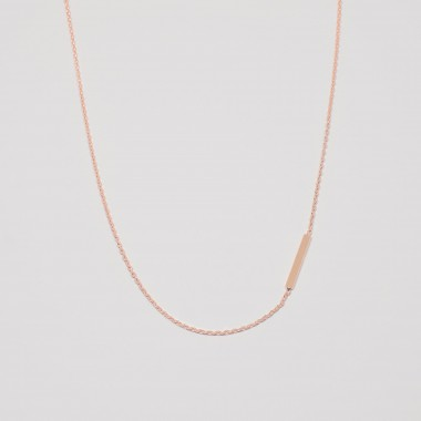 fejn jewelry - Kette 'bar'