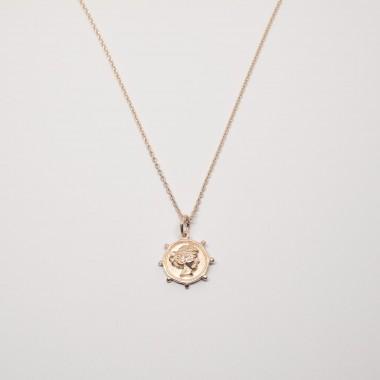 fejn jewelry - Kette 'coin'