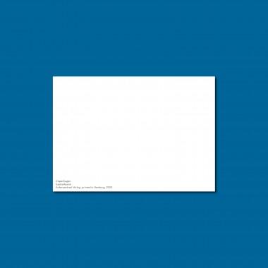 'Kopenhagen' Postkarte, illustriert von Saskia Rasink, DIN A6, klimaneutral gedruckt / Ankerwechsel Verlag