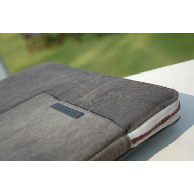 FLUSH Laptoptasche aus Jeans