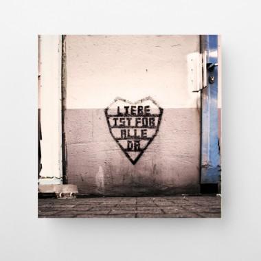 FrankfurterBubb Liebe ist für alle da Foto-Kachel