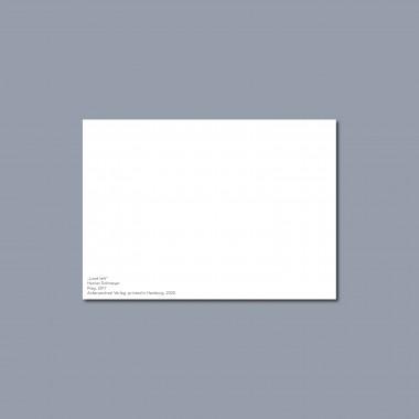 'Look left' Postkarte, DIN A6, klimaneutral gedruckt / Ankerwechsel Verlag