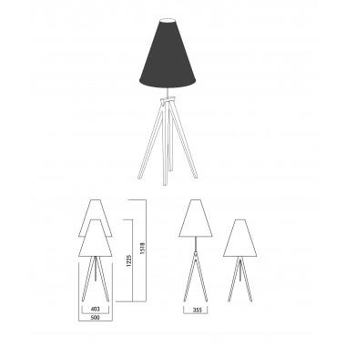 Alex Valder LAEMPLE 640 Lampe