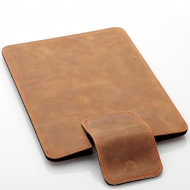 germanmade. MacBook Sleeve beige (für verschiedene Modelle)
