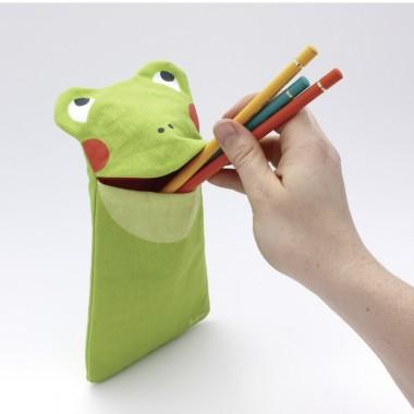 zookids Stiftemäppchen Froggi