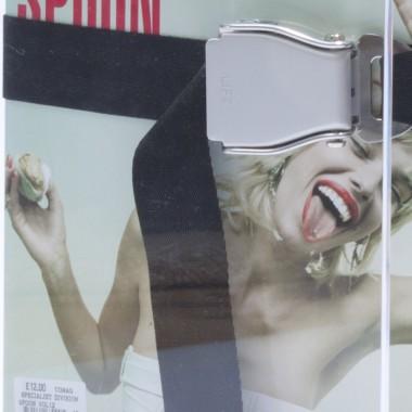 toshi Magazinständer bendix (schwarz)