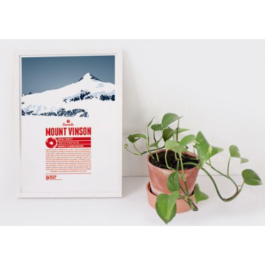 Mount Vinson - Bergdruck