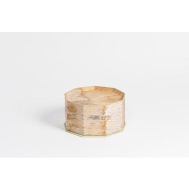 MOYA Nachhaltige Brotbox aus Birkenrinde TUESA | Breadbox #1