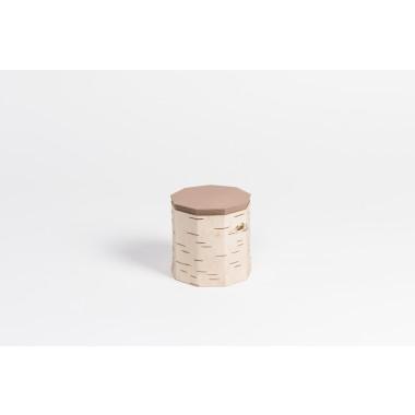 MOYA Nachhaltige Vorratsdosen aus Birkenrinde TUESA T9 | plain edition