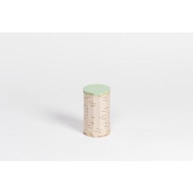 MOYA Nachhaltige Vorratsdosen aus Birkenrinde TUESA TN13 | plain edition