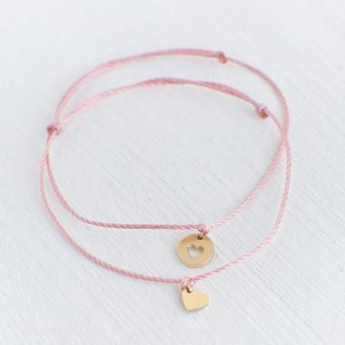 Oh Bracelet Berlin - Mutter & Tochter Armbandset »Für immer«