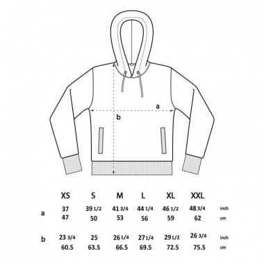 Ars Magna – Rabe - Organic Cotton Unisex Hoodie