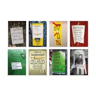 NOTES OF BERLIN – Postkarten-Box