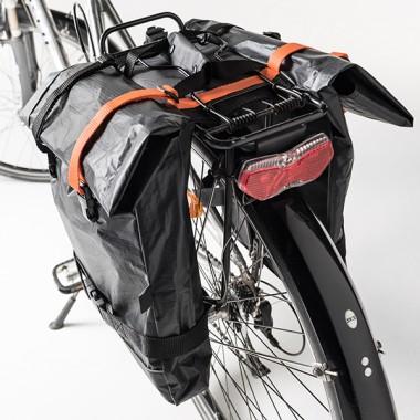 CYCLE LITE 20 - city   ultraleichte faltbare Fahrradtasche   quadrosdesign