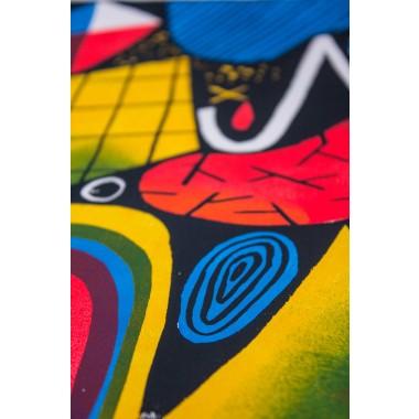 Martin Krusche - Sieb-/Stencildruck »No« DINA3 (29,7x42cm)