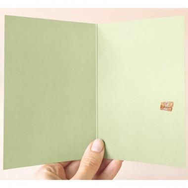 """Grußkarte """"Nüsse Mischmasch"""" mit Umschlag / Kamila Sidelnikov"""