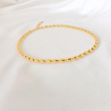 ST'ATOUR OLIVIA BOLD - Kette in Gold, Silber oder Roségold
