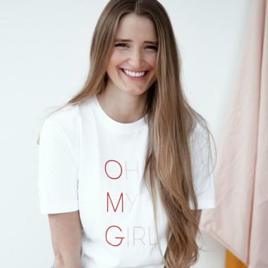 t-shirt OH MY GIRL - PULS good stuff