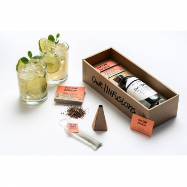 Vodka Infusion Kit - Oak