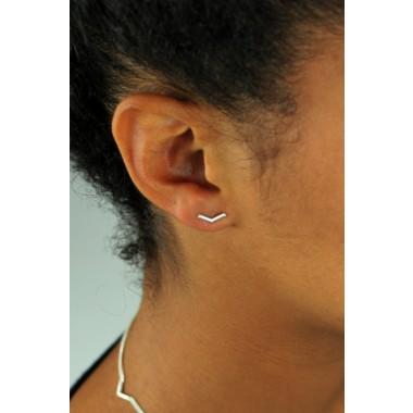 LUCIA DAFFNER jewelry - Ohrstecker PFEIL