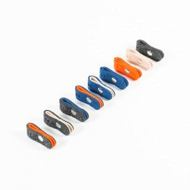 RÅVARE Kabelhalter Kabelorganizer in verschiednenen Farben [OWE]