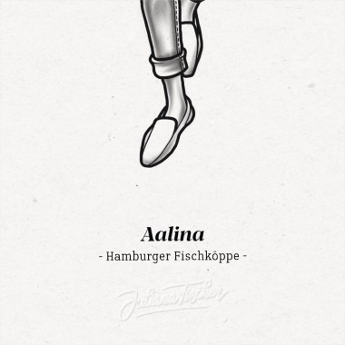Juliana Fischer - Hamburger Fischköppe - AALINA