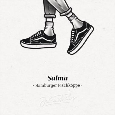 Juliana Fischer - Hamburger Fischköppe - SALMA