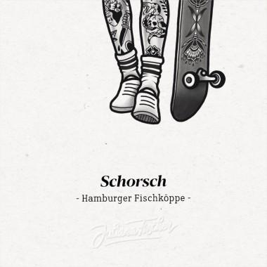 Juliana Fischer - Hamburger Fischköppe - SCHORSCH