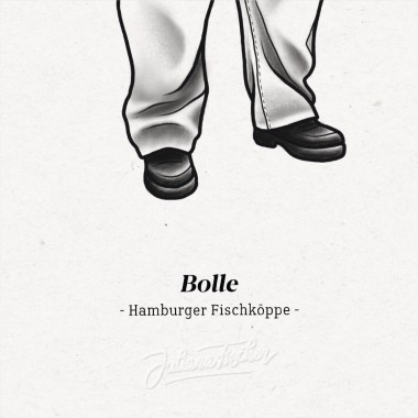 Juliana Fischer - Hamburger Fischköppe - BOLLE