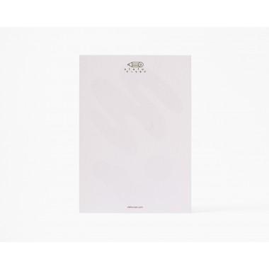 stefanizen – Schlengel Postkarte DIN A6 mit Umschlag