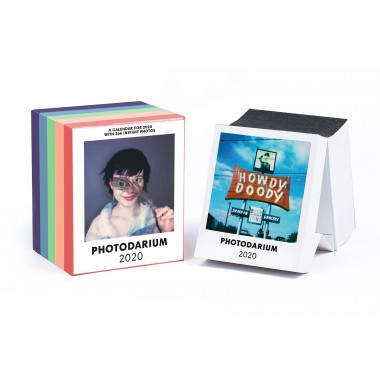 PHOTODARIUM Sofortbild-Kalender 2020