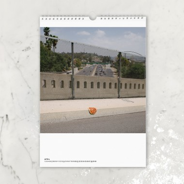 edition ij PIZZA IN THE WILD Kalender 2019