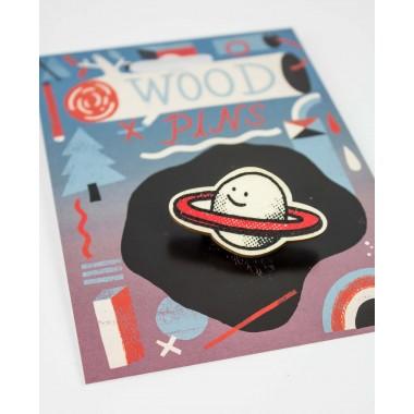 Martin Krusche - Woodpin »Planet«