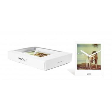 "PolaClock ""LOUISE"" Wanduhr / Tischuhr im Polaroid-Look by Dominik Kraushofer"
